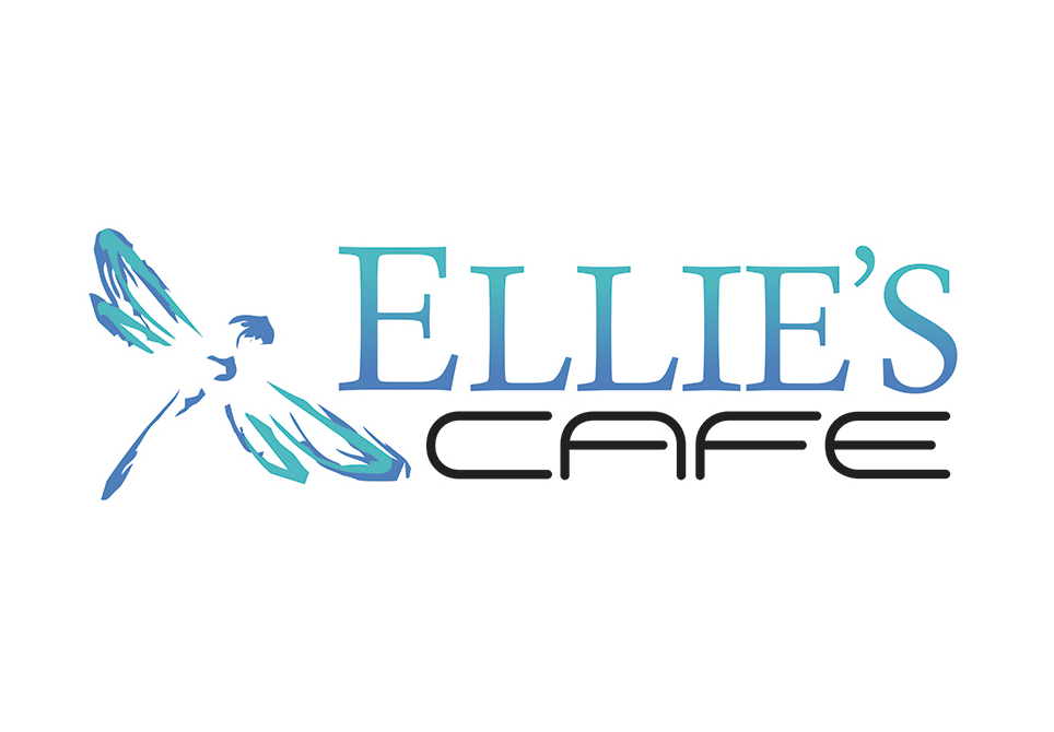 Ellie's Cafe Logo